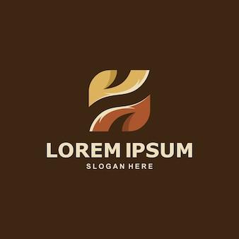 Fantastico logo lettera z premium
