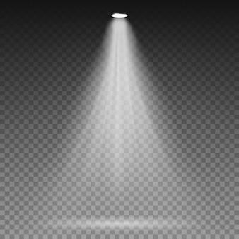 Faretti a luce bianca