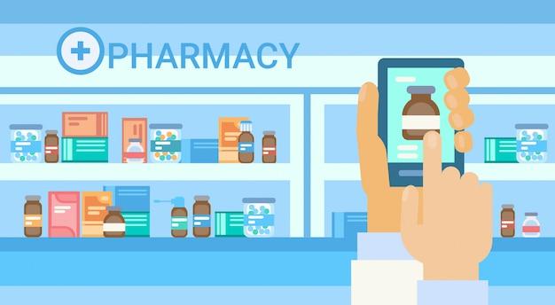 Farmacia online consultazione medica dottore health care clinics hospital service medicine network banner