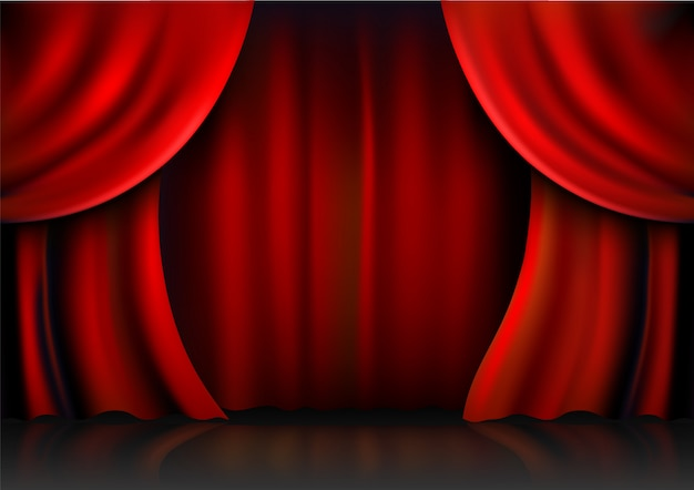 Fase della cortina di sfondo
