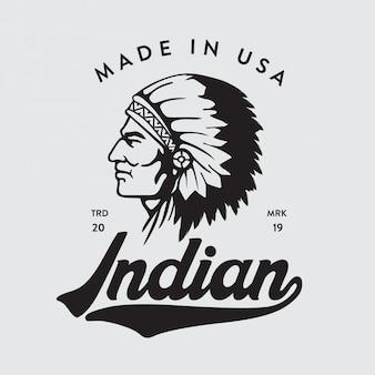 Fatto indiano negli stati uniti