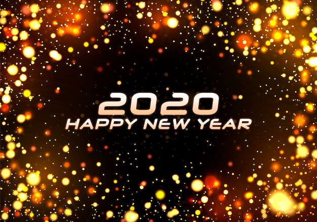 Felice anno nuovo 2020