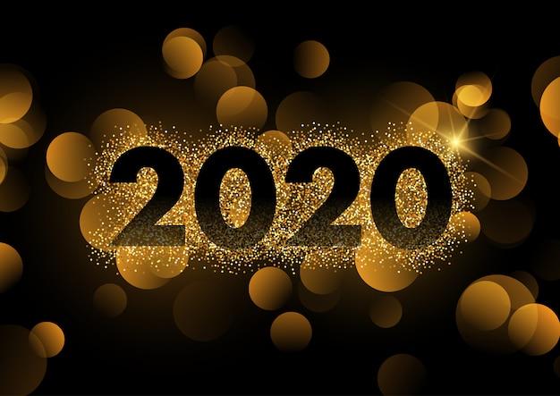 Felice anno nuovo sfondo
