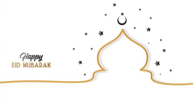 Felice eid mubarak