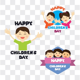 Felice festa dei bambini