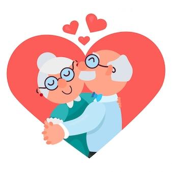 Felice giorno dei nonni