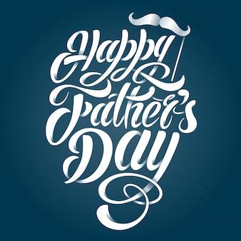 Felice giorno del papà