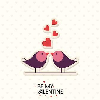 Felice giorno di san valentino vettoriale