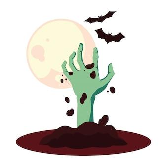 Felice ilustration celebrazione di halloween