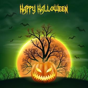 Felice notte di halloween