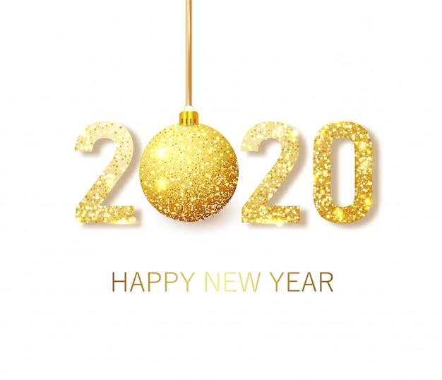 Felice nuovo anno 2020