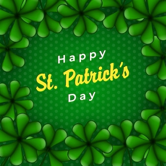 Felice st.patricks day background