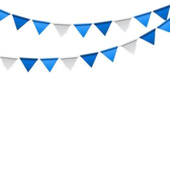 Festa con bandiere
