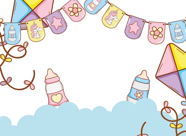 Festa dei gagliardetti del bambino