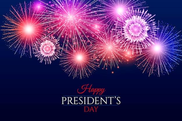 Festa del presidente dei fuochi d'artificio