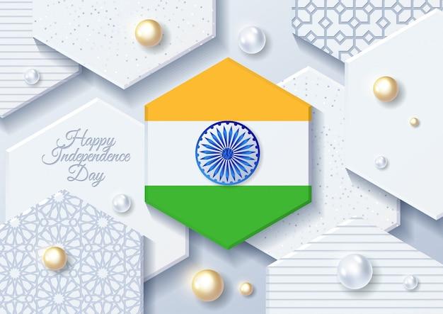 Festa dell'indipendenza dell'india. india. 15 agosto
