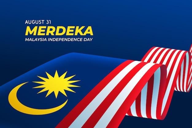 Festa dell'indipendenza di merdeka malesia