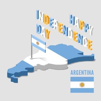 Festa dell'indipendenza in argentina