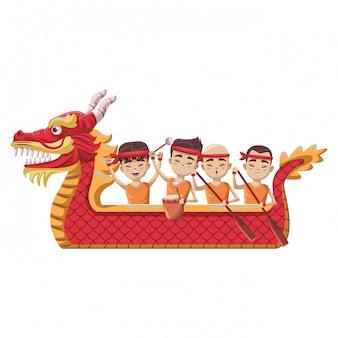 Festa della barca del drago