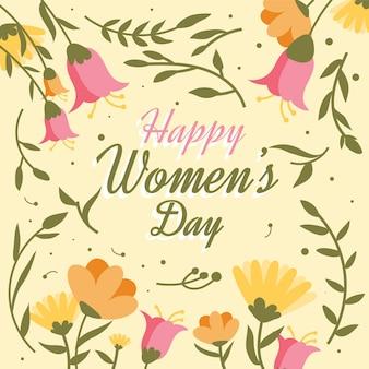 Festa della donna floreale