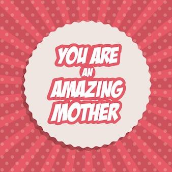 Festa della mamma design