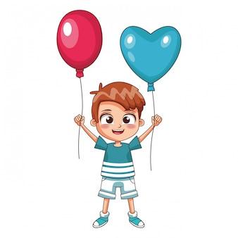 Festa di compleanno ragazzo