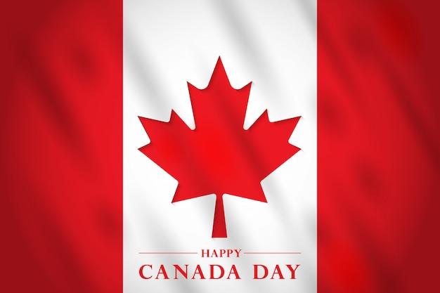 Festeggia lo sfondo del giorno in canada