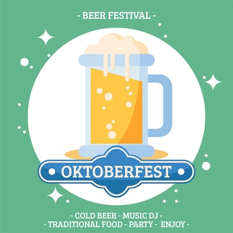 Festival della birra dell'oktoberfest