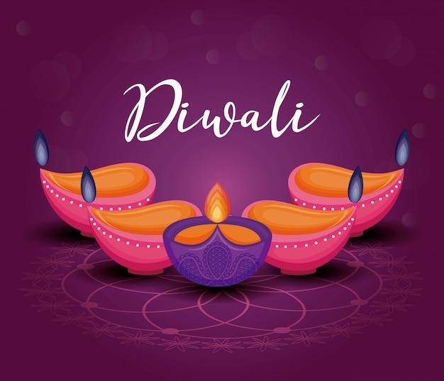 Festival delle candele diwali