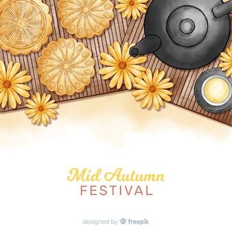 Festival di metà autunno dell'acquerello