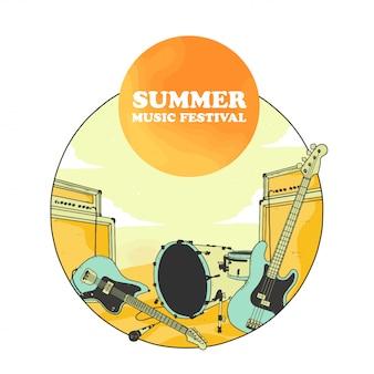 Festival musicale estivo