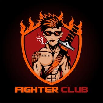 Fighter club esportato