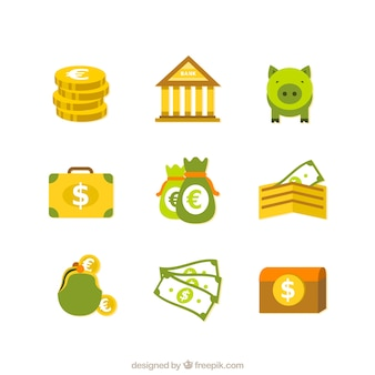 Finanza icone