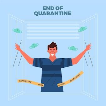Fine della quarantena