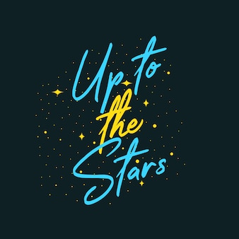 Fino alle stelle
