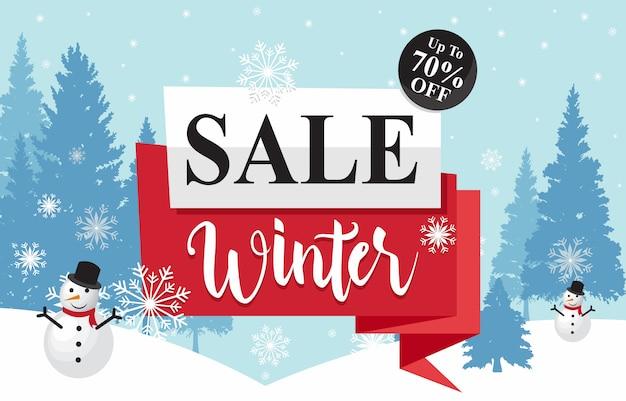 Fiocco di neve del pupazzo di neve di promozione di vendita di vendita di inverno