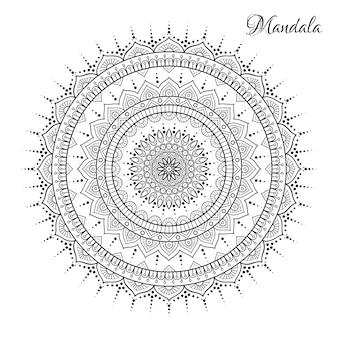 Fiore mandala