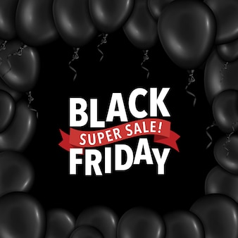 Flayer del black friday