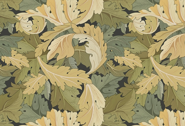 Flower garden di william morris