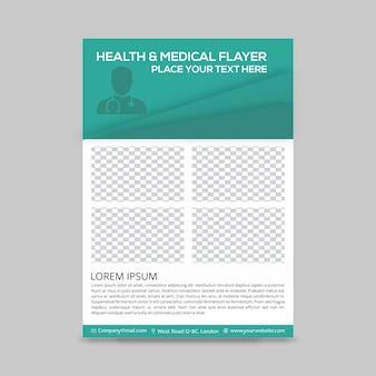 Flyer di salute