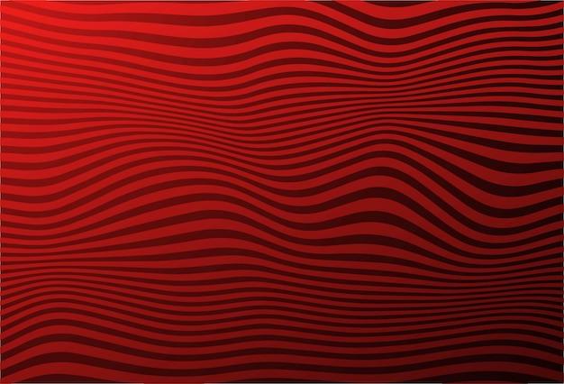 Fondo astratto del modello di onda diagonale di zigzag
