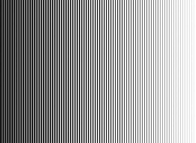 Fondo astratto nero di progettazione del modello della linea verticale.