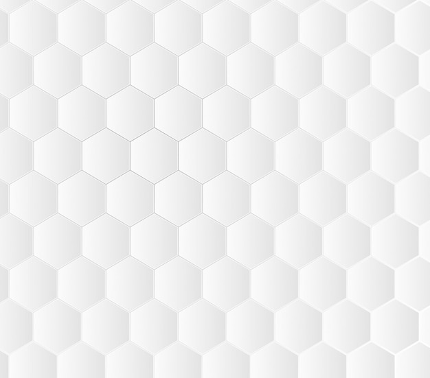 Fondo bianco di concetto medico geometrico.
