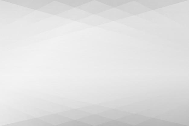 Fondo bianco e grigio geometrico moderno astratto.