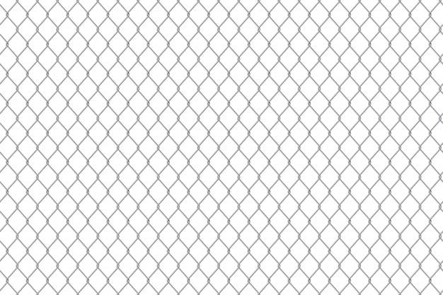 Fondo d'acciaio del metallo della rete metallica del cavo del recinto di collegamento a catena