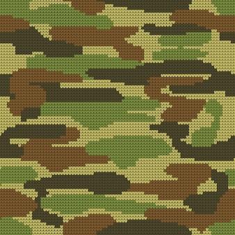Fondo decorativo militare del modello del cammuffamento.