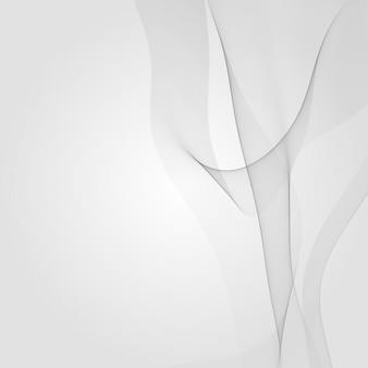 Fondo del fumo - composizione astratta illustrazione, concetto di arte