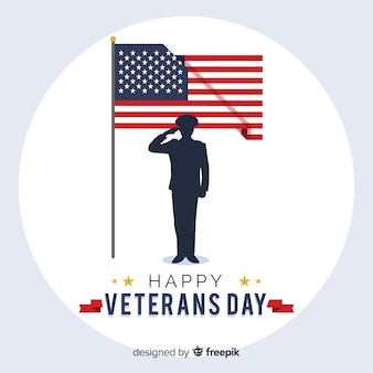 Fondo del giorno dei veterani
