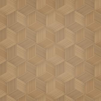 Fondo del modello di panieraio di bambù.