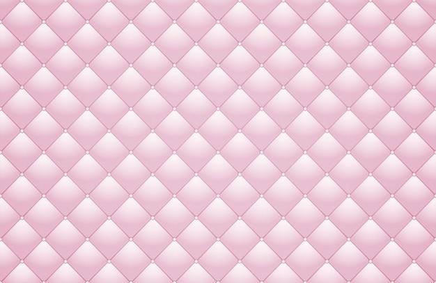 Fondo di struttura della tappezzeria del cuoio dell'oro rosa